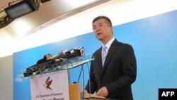 骆家辉在香港展开中国之行