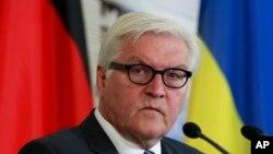 عکس آرشیوی از فرانک والتر اشتاین مایر وزیر خارجه آلمان