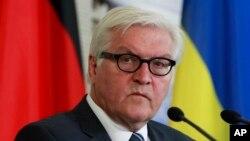 Ông Frank-Walter Steinmeier chỉ trích lệnh cấm và kêu gọi Nga minh bạch hơn.