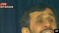 امریکی فوج افغانستان میں امن قائم نہیں کرسکتی: احمدی نژاد