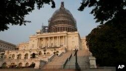 美國首都華盛頓美國國會。