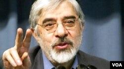 İran müxalifətinin lideri Mirhüseyn Musəvi