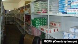 در حال حاضر ۱۵هزار قلم دوا در بازارهای افغانستان فروخته میشود