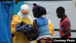 UNICEF đang thành lập những trung tâm chăm sóc, theo dõi tại 8 khu vực bị ảnh hưởng nhiều nhất, nơi trẻ em sẽ được tiếp nhận.