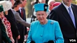 La reina irá acompañada de su marido, el duque de Edimburgo y la presidencia de Irlanda confirmó ya el anuncio.