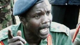 Joseph Kony of the Lord's Resistance Army (file photo) - Reuters