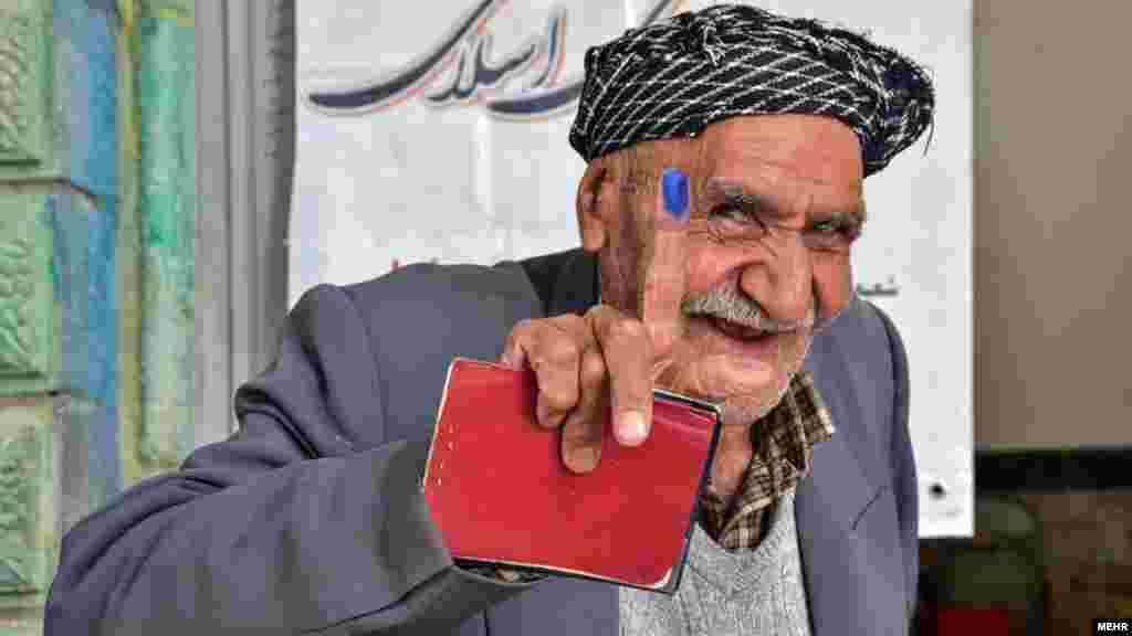 انتخابات دور دوم مجلس شورای اسلامی - استان آذربایجان غربی، ارومیه اردیبهشت ۱۳۹۵