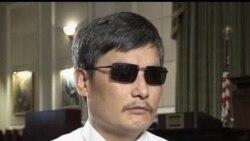 2012-05-30 美國之音視頻新聞: 陳光誠在報章呼籲中國當局調查對他的非法懲罰