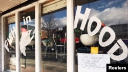 Nhiều cửa hàng tại thủ đô Washington D.C đóng cửa để ủng hộ Ngày không di dân