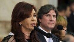 کريستينا فرناندز گفت که وی رييس جمهوری مردم است و نه شرکت ها