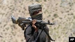 塔利班武裝分子