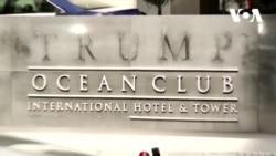 Panama City'deki Lüks Otelden 'Trump' Tabelası Söküldü