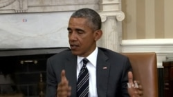 Obama: US Must Rethink Military Assets in Iraq