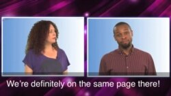 English in a Minute: On the Same Page