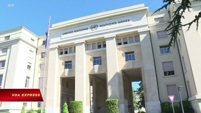 Chuyên gia LHQ lên án vi phạm nhân quyền tại VN trước Đại hội 13