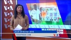 Washington Forum du jeudi 25 février 2016 : Elections générales au Niger