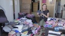 В Каліфорнії волонтери зібрали святкові подарунки для українських дітей. Відео