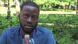 """""""Boa liderança é viver, respirar em função do bem-estar dos outros"""" Abel Chipepe de Angola"""
