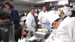 Renowned Chefs Mentor Next Generation