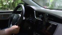 В США тестируют автомобили со встроенным алкотестером