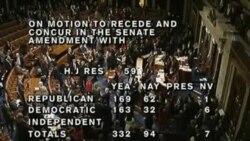 SAD: Kongres saglasan o budžetu i Iranu