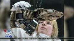 دانشمندان آلمانی، روباتی با الگوی راه رفتن دایناسورها ساختهاند