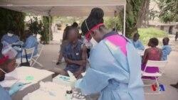 剛果應對北部地區伊波拉病毒疫情 (粵語)