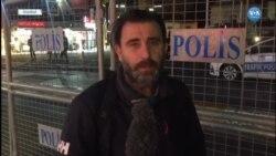 İstanbul'da Polisten Müdahale