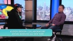 Kudos Design, Antara Bandung dan New York