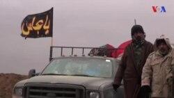 Mosul uğrunda döyüş soyuq hava səbəbilə zəifləyir