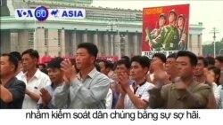 Bắc Triều Tiên: Phạm tội tiểu hình bị xử tử