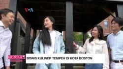 Reportase Weekend: BOSTempeh, Tempe Produk Boston, Bu Supadmi Bertani Tanaman Indonesia di Virginia