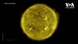 10 років з життя сонця: відео НАСА. Відео