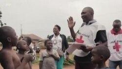 Epidémie Ebola : la Croix-Rouge sensibilise la population de Beni