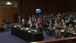 社交媒体巨头公司律师国会作证第二天