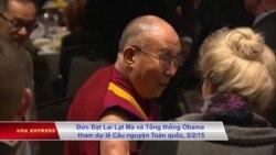 Nhiều người Việt tìm đến Đức Đạt Lai Lạt Ma