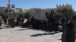 خانه رهبران فتح در نوار غزه هدف انفجارهای همزمان