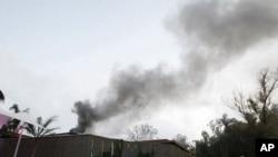 2011 6月9日的利比亚首都的黎波里