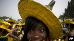 Carnaval é celebrado em quase todo o continente africano