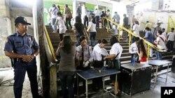 菲律賓發生巴士爆炸後各地加強安全檢查