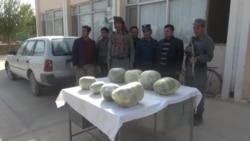 کشف و بازداشت هفتاد کیلوگرام تریاک در جوزجان