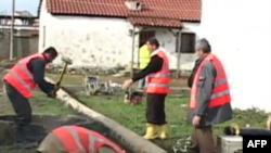 Ujësjellësi i Tiranës rindërton linjat furnizuese në periferinë perëndimore