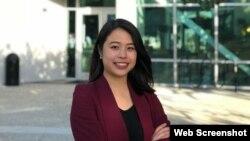 Nữ thị trưởng Jocelyn Yow. Photo Ballot Breakers via Facebook Jocelyn Yow