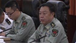 中国军方高官访美谋求合作