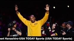 Kobe Bryant - foto de arquivo Abril 2013