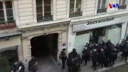 Paris'te Türk Mahallesi'nde Rehine Krizi