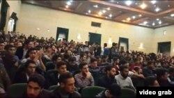 Urmiyə Universiteti - 7 dekabr 2015