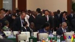 AQShning Afrika bo'yicha yangi strategiyasi