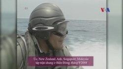 Úc diễn tập hải quân với Trung Quốc