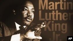 미국의 민권운동가 마틴 루터 킹 목사. (자료사진)